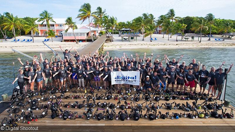 Digital Shootout — лучшие подводные фотографии 2016 года.
