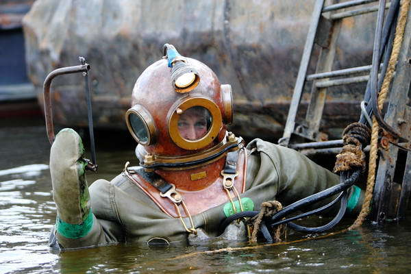 5 мая. День водолаза в России