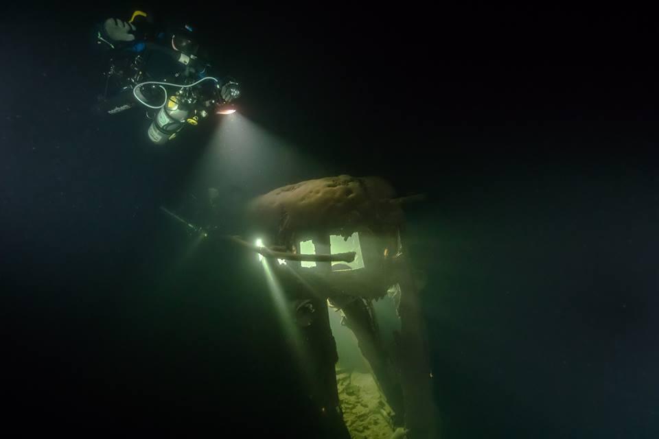 На дне Финского Залива нашли две советские подводные лодки.